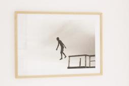 HUGO CARMO 'O.T.', fine art paper photo rag satin, 69cm x 40cm, 2015