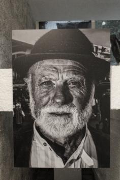 FELIX SCHMEIDL 'Bavarian? Original! (2)', foil print on Alu-Dibond, 70cm x 100cm, 2016